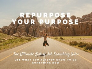 Repurpose your Purpose Free Resource Library