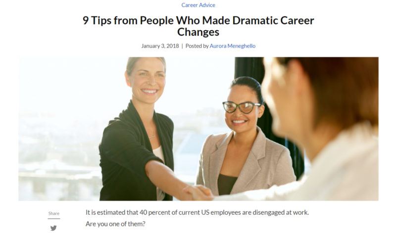 9 tips to change careers published on glassdoor blog 9 tips from people who made dramatic career changes planetlyrics Image collections