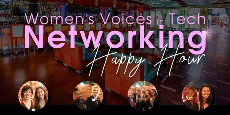 Women's Voices in Tech August Happy Hour