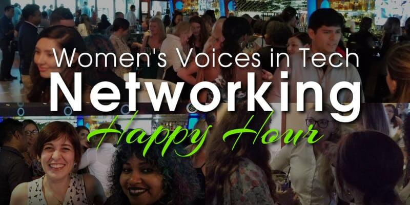 Women's Voices in Tech Happy Hour at ChowNow, Playa Vista